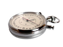 Cronometro. Fotografie Stock