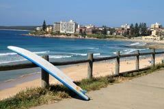 cronulla пляжа Стоковое фото RF
