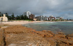 Cronulla, Sydney Lizenzfreie Stockfotos