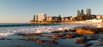 Cronulla, Sydney imágenes de archivo libres de regalías