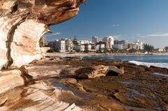 Cronulla, Sydney imagen de archivo libre de regalías