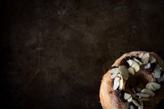 Cronut From Above Horizontal Stock Photos