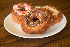 Cronuts Stock Image