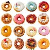 Cronuts colorés Image stock