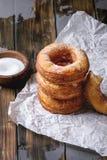 Cronuts donuts печенья слойки Стоковые Фотографии RF