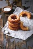 Cronuts donuts печенья слойки Стоковое Изображение