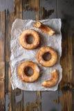 Cronuts donuts печенья слойки Стоковое Изображение RF