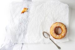Cronuts donuts печенья слойки Стоковое фото RF