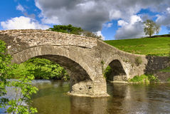 Crook of Lune Bridge Stock Photos