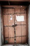 Crooked Door Stock Images