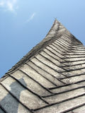 Crooked Spire. On parish church in Chesterfield UK Stock Photos