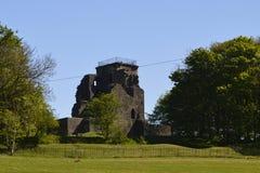 Crookston Castle Stock Image