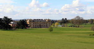 Croome Court from the church Stock Photos