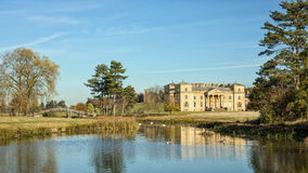 Croome parkerar, Worcestershire, England Arkivbild