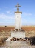 Croos, памятник Стоковая Фотография RF