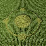 Crop Circle Stock Photos