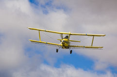 Crop duster Royalty Free Stock Image