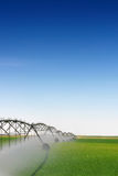 Crop Irrigation Stock Photography