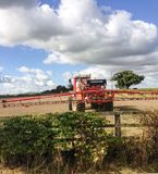 Crop sprayer Royalty Free Stock Images
