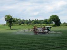 Crop Spraying C2 Stock Image