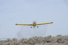 Cropduster Stock Foto