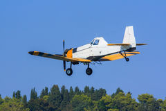 Cropduster Stock Image