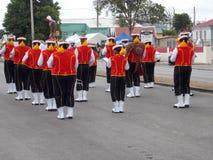 Cropover节日在巴巴多斯 免版税库存图片