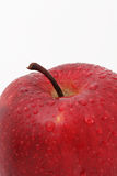 Cropped apple Royalty Free Stock Images