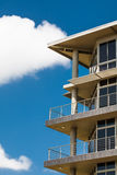 Cropped building Royalty Free Stock Photo