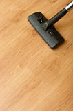 Cropped vacuum cleaner Stock Image
