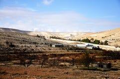 Crops at Maaloula. Syria, 2009 Stock Photography