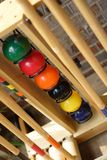 Croquet. Shot of croquet game Stock Photography
