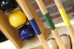 Croquet Stock Image
