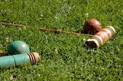 Croquet Imagen de archivo