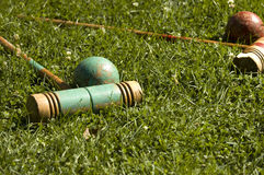 Croquet #2 Stock Photos