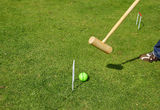 Croquet Royalty Free Stock Photos