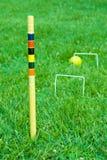 Croquet Stock Photo