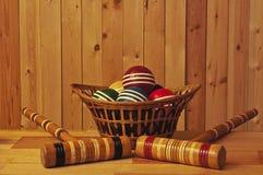 Croquet Photo stock