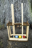 croquet Photo stock