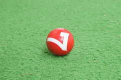 Croquet Stock Photography