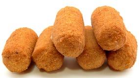 Croquetes Imagens de Stock