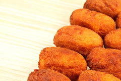 Croquetes Imagens de Stock Royalty Free