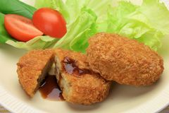 Croquette Stock Images