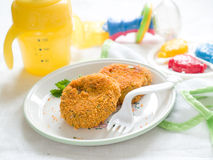 Croquette Royalty Free Stock Photo