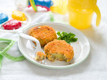 Croquette Royalty Free Stock Photos