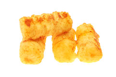 Croquette potatoes Royalty Free Stock Photography