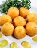 croquettes сыра Стоковое Изображение RF