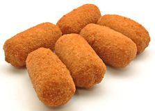 Croquettes Photographie stock