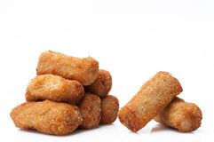 Croquettes artisans Royalty Free Stock Photo