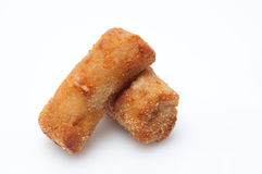 Croquettes artisans Stock Photography